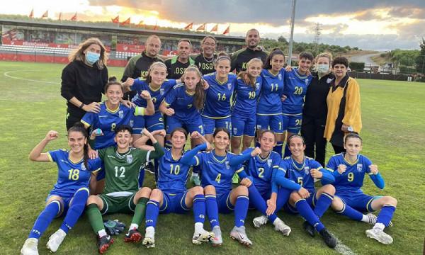 Loreta Lulaj hat-trick në fitoren e Kosovës ndaj Turqisë