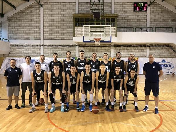 Kosova U20 mposhtet me 49 pikë dallim në duelin e parë