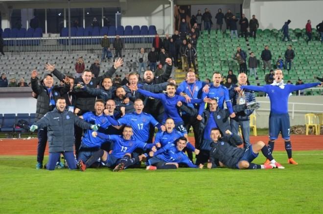 KosovaU21 në grup me ShqipërinëU21