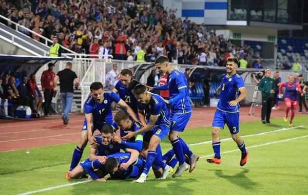 Çfarë ekipi! Kosova U21 lidere e Grupit