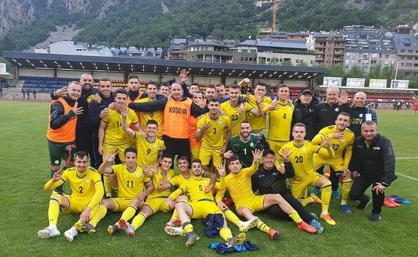 Kosova U21, në kërkim të kryesimit të grupit