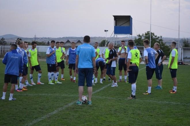Kosova U21 nis përgatitjet, Celina e Sulejmani mungojnë
