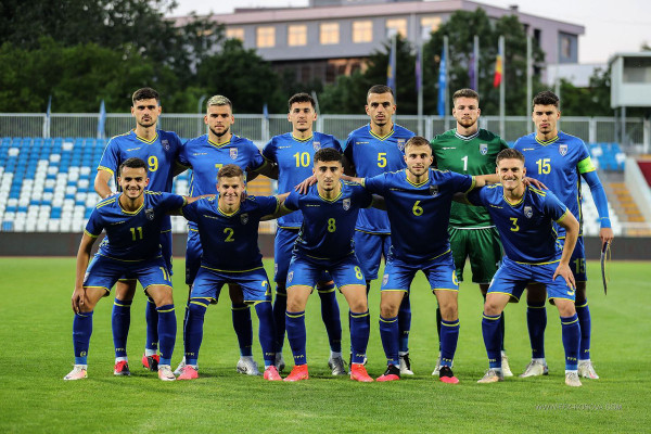 Paraqitje dinjitoze, por Kosova U21 mposhtet nga Anglia U21