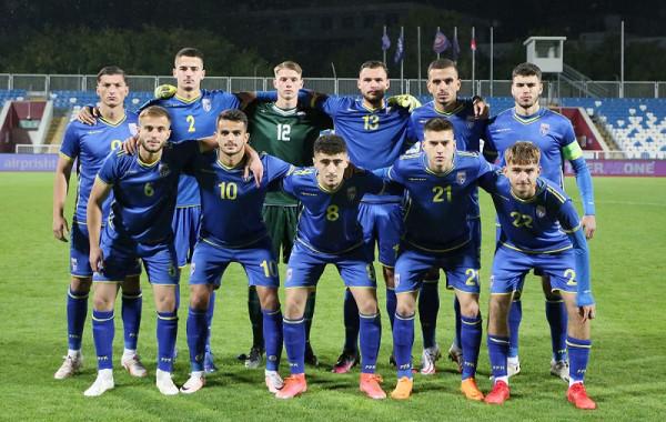 Kosova U21 e pafuqishme për Çekinë U21