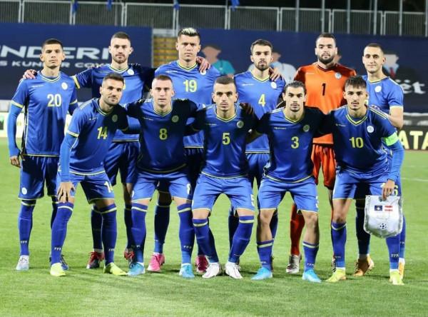 5 raste pozitive te Kosova U21