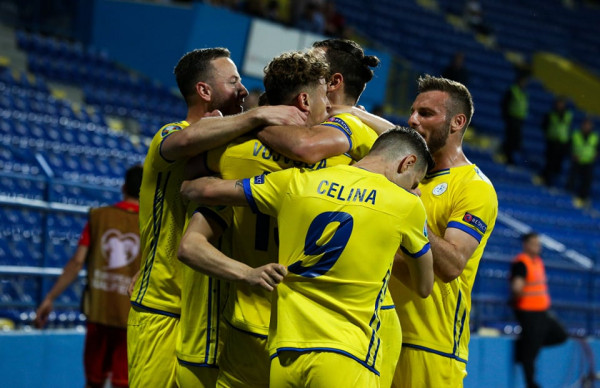 Notat e lojtarëve: Mali i Zi - Kosova
