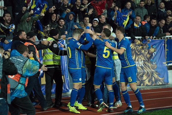 Kosova rekordere e fazës grupore të Ligës së Kombeve