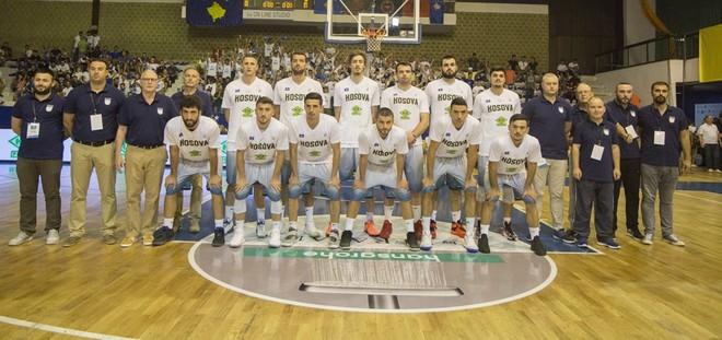 Kosova e 96-ta në FIBA renditjen botërore