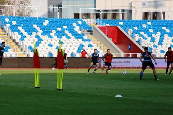 """UEFA-ja tregon kapacitetin e """"Fadil Vokrrit"""""""