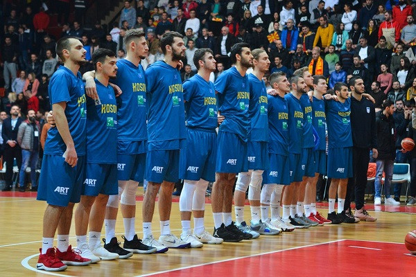 Rënie drastike e Kosovës në FIBA renditje