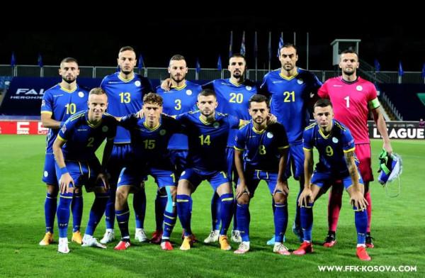 Notat e lojtarëve: Kosova-Greqia