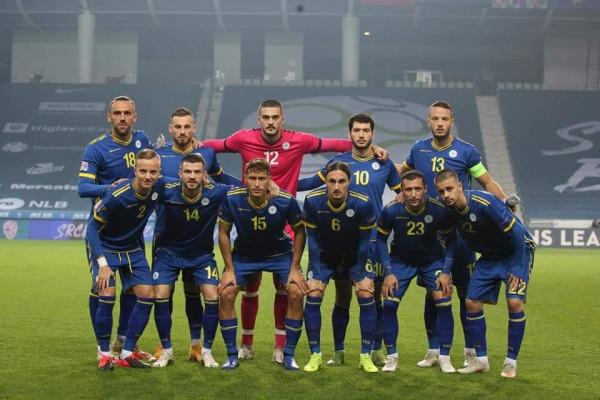 Notat e lojtarëve: Sllovenia - Kosova