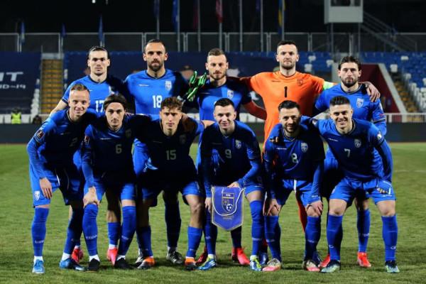Kosova bie në renditjen mujore të FIFA-së