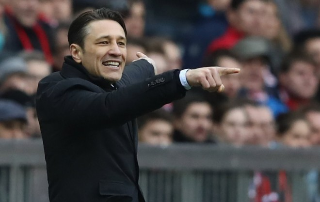 Bayern zyrtarizon Kovacin trajner