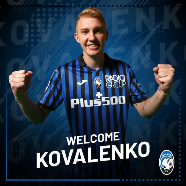 Viktor Kovalenko transferohet te Atalanta