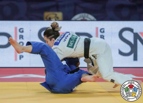 Distria Krasniqi në finale