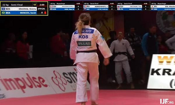 Distria dhe Nora, para medaljeve të reja për Kosovën