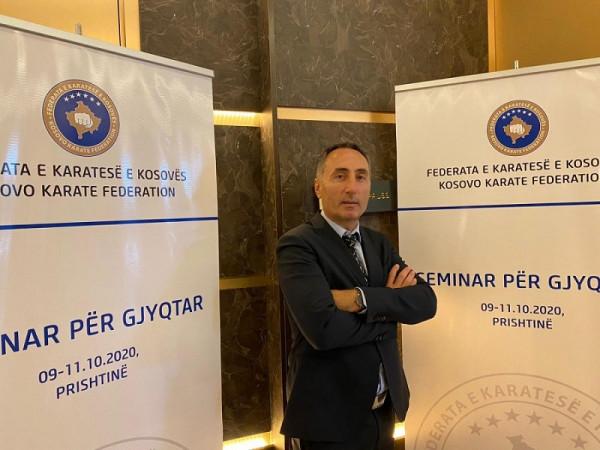 Ismet Krasniqi kryetari i ri i KOK-ut