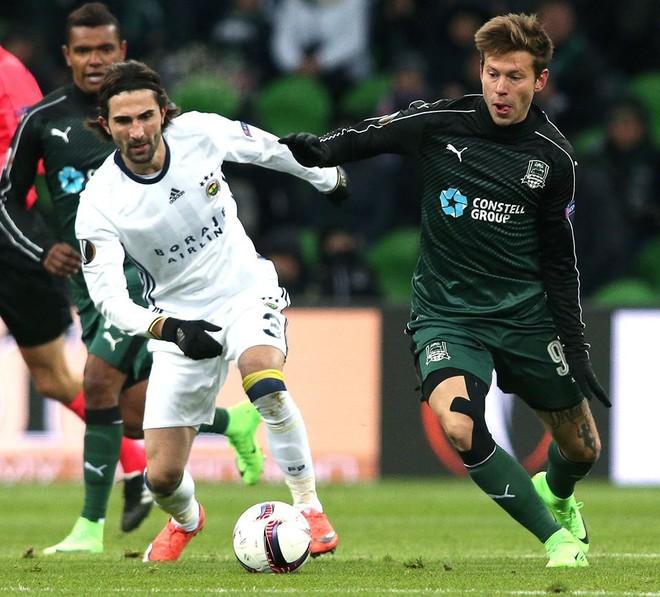 Fenerbahçe e pafuqishme në Rusi