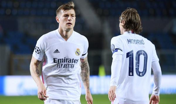 Ylli i Real Madridit në izolim