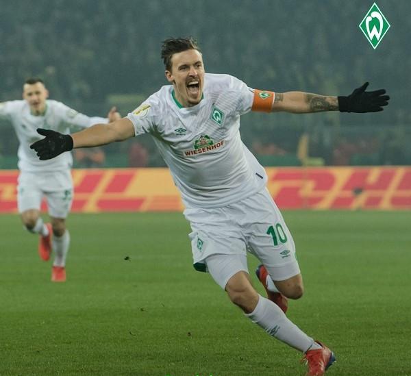Me penallti, Werderi i Rashicës eliminon Dortmundin