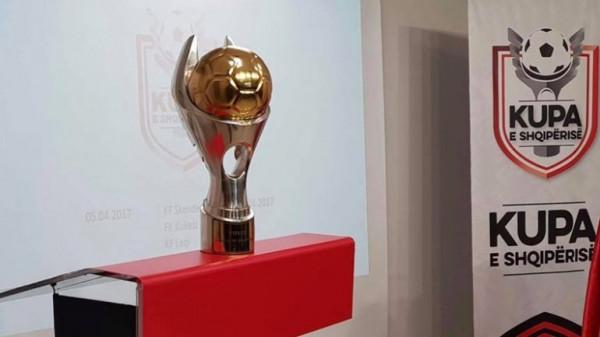 Datat dhe çiftet çerekfinale të Kupës