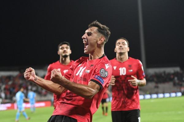 Pas golit të parë me kombëtaren, Laçi tregon ëndrrën