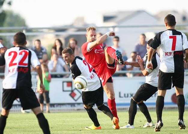 Laçi me 2 gola i uron mirëseardhje Iulianos në Shqipëri