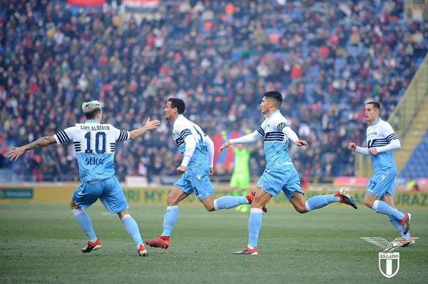 Shqipet në fushë, Lazio siguron çerekfinalen