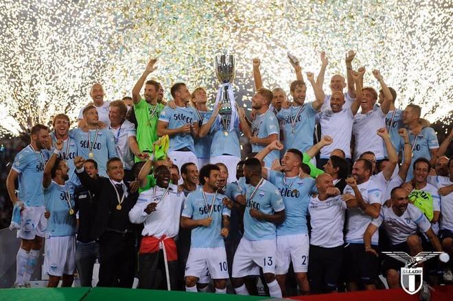 Dramë në 'Olimpico', Lazio me Strakoshën fiton Superkupën