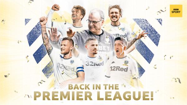 Leeds ngjitet në Premier League!