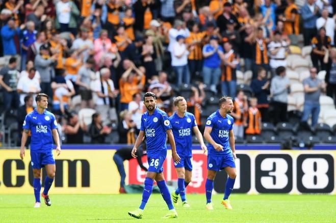 Leicesteri e nis me humbje