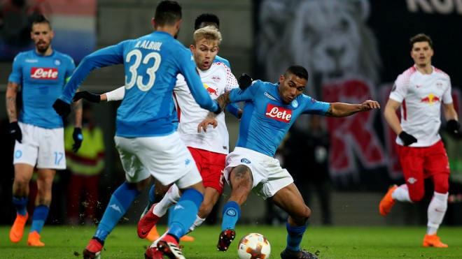 Napoli eliminohet nga Europa Liga