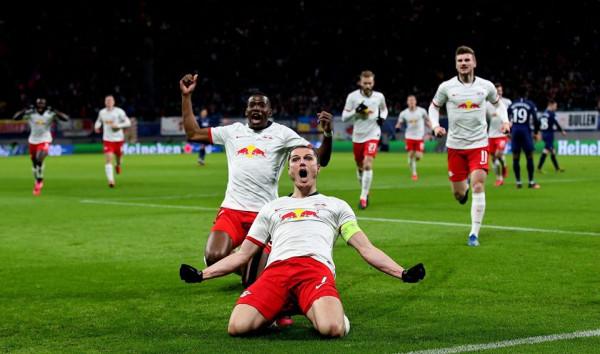Leipzigu i Nagelsmannit eliminon nënkampionin e Evropës
