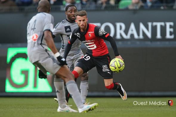 20 minuta për Lenjanin në fitoren e Rennesit