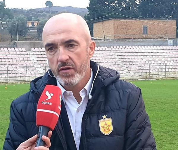Humbja nga Tirana, Partizani mbetet pa trajner