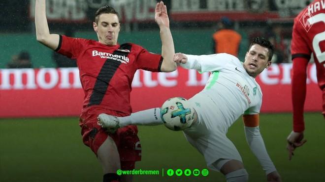 Bayer përmbys Werderin e Rashicës në vazhdime
