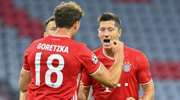 Bayern furishëm ndaj Chelseat