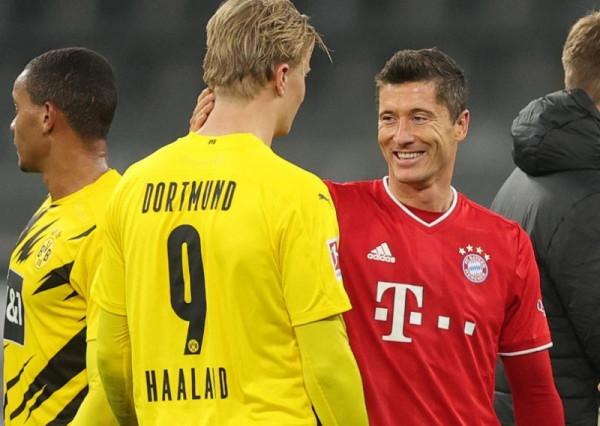'Der Klassiker' dhe kreu, Bayernit