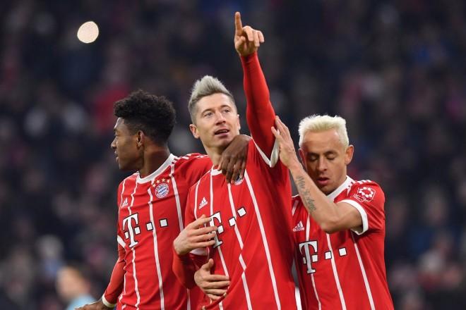 Afati i janarit në Bundesliga