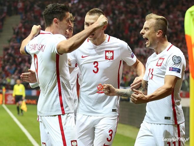 Lewa i sjell fitoren e parë polakëve
