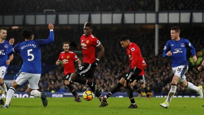 Pogba shkëlqen, United fiton