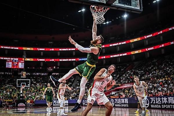 Australia fiton grupin duke e mposhtur Lituaninë