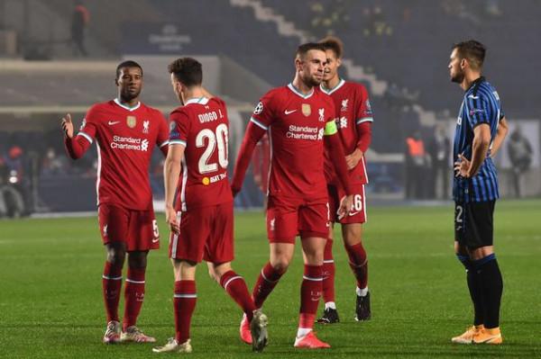 Liverpool katër humbje radhazi