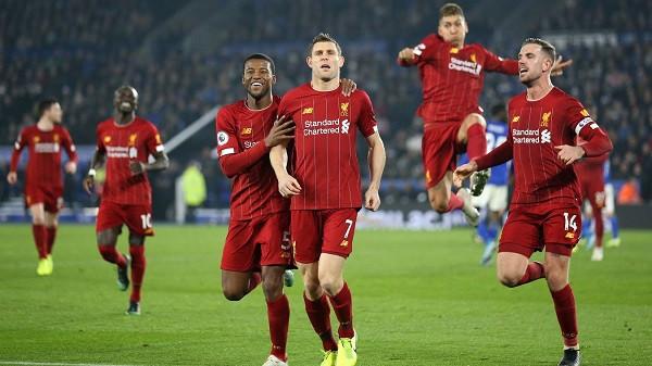 Liverpool i pandalshëm, demolon Leicesterin