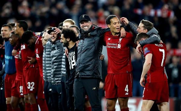 Notat e lojtarëve, Liverpool-Barcelona