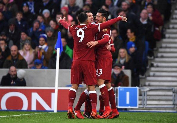 Liverpooli shkëlqen përsëri, vjen fitorja e radhës