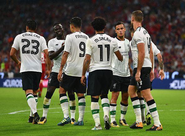 Liverpooli deklason Bayernin, arrin finalen