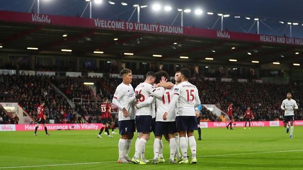 Super forma e Liverpoolit vazhdon