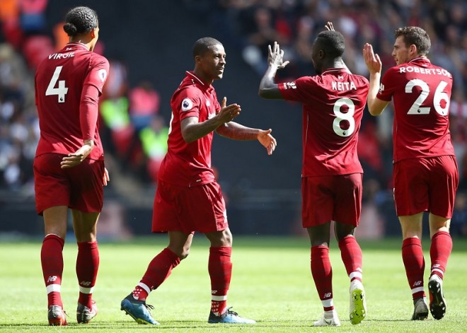Perfeksioni i Liverpoolit po vazhdon